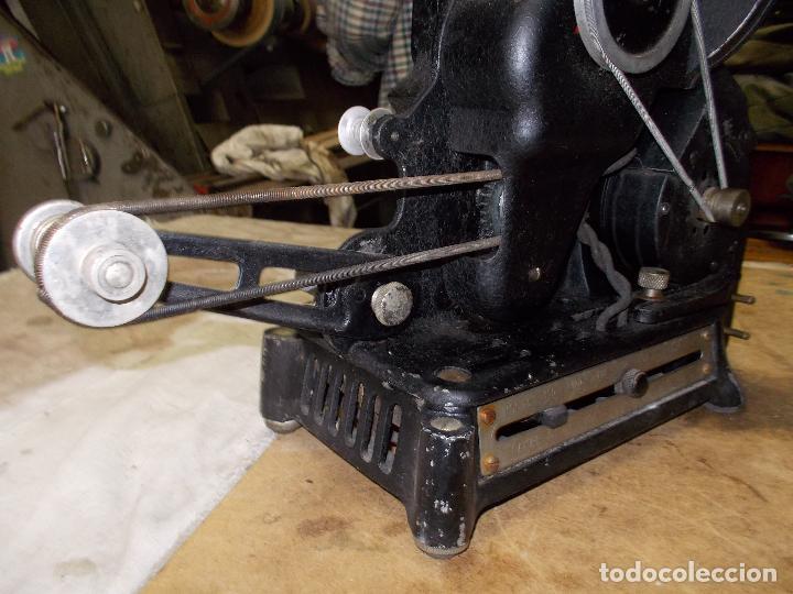 Antigüedades: proyector pathe - Foto 19 - 118936527