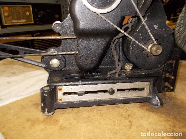 Antigüedades: proyector pathe - Foto 20 - 118936527