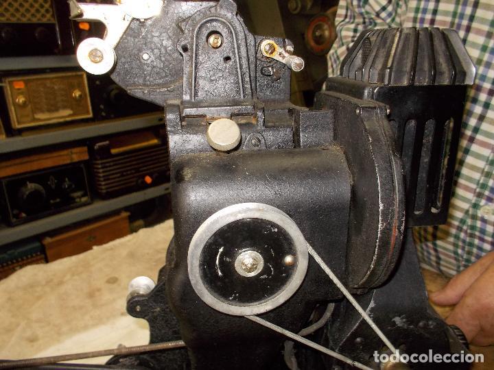 Antigüedades: proyector pathe - Foto 21 - 118936527