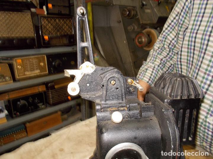 Antigüedades: proyector pathe - Foto 22 - 118936527
