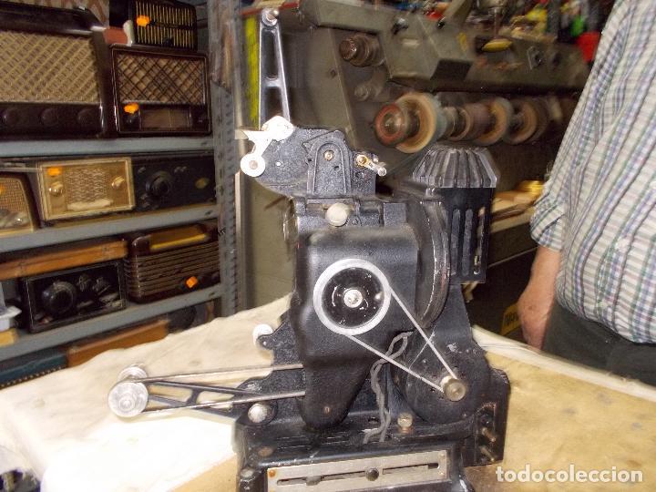 Antigüedades: proyector pathe - Foto 23 - 118936527