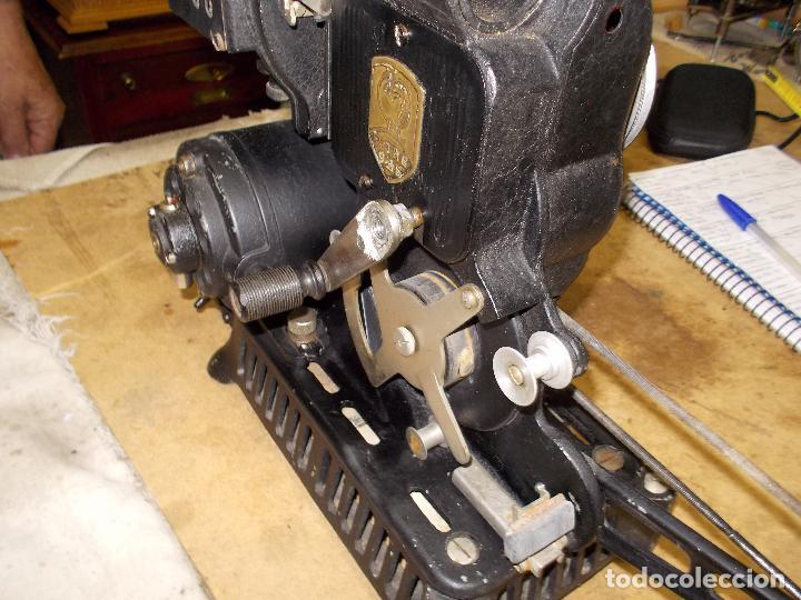 Antigüedades: proyector pathe - Foto 26 - 118936527