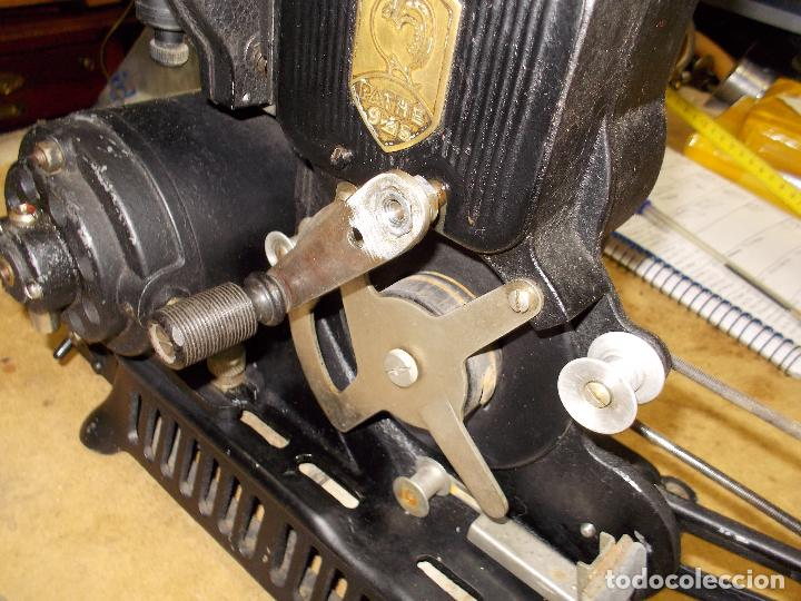 Antigüedades: proyector pathe - Foto 27 - 118936527