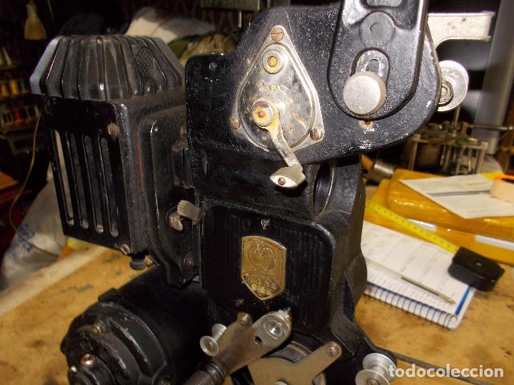 Antigüedades: proyector pathe - Foto 30 - 118936527