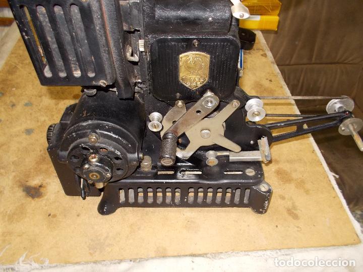 Antigüedades: proyector pathe - Foto 31 - 118936527