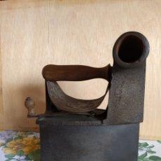 Antigüedades: PLANCHA ANTIGUA DE CHIMENEA. Lote 118985311