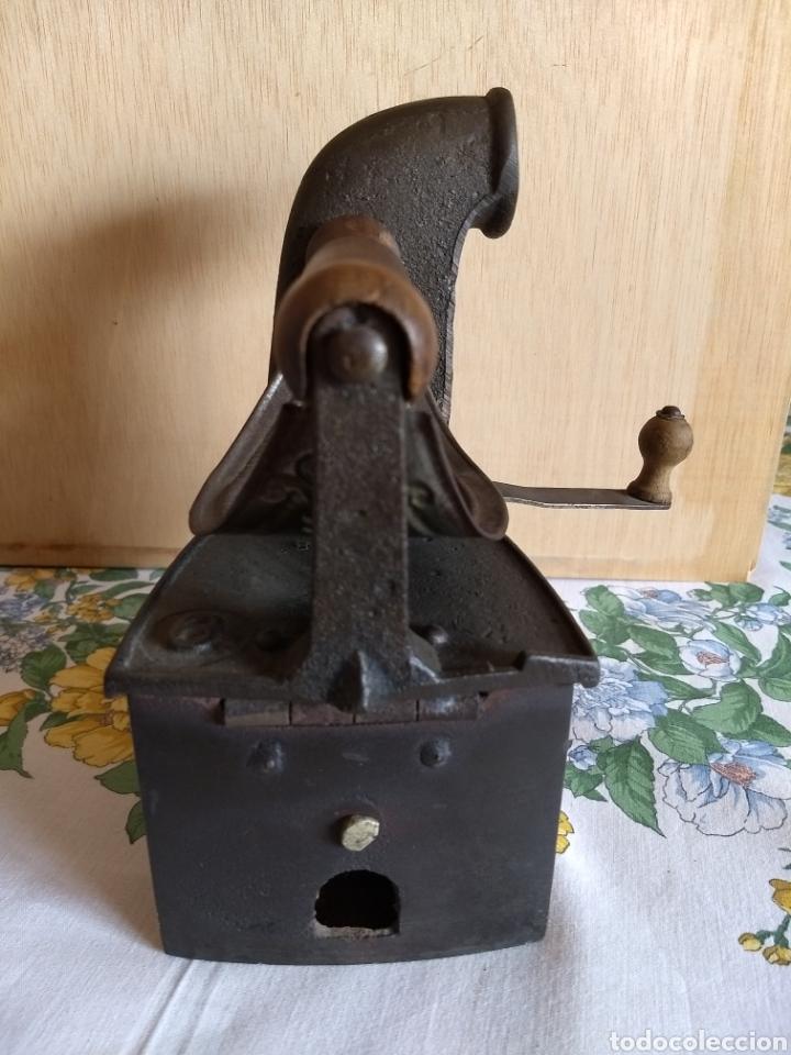 Antigüedades: PLANCHA ANTIGUA DE CHIMENEA - Foto 4 - 118985311