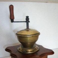 Antigüedades: MOLINILLO DE CAFÉ MARCA ZASSENHAUS. MODELO 1292. ALEMANIA. CA. 1900. Lote 119051947