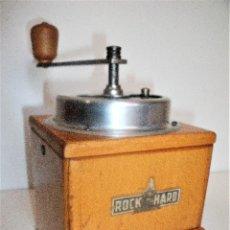 Antigüedades: MOLINILLO DE CAFÉ MARCA ROCK HARD. BELGICA. CA. 1950. Lote 119087351