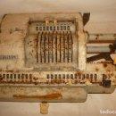 Antigüedades: CALCULADORA MECANICA BRUNSVIGA. Lote 119109827