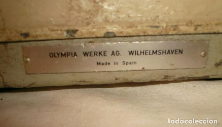Antigüedades: CALCULADORA MECANICA BRUNSVIGA - Foto 4 - 119109827