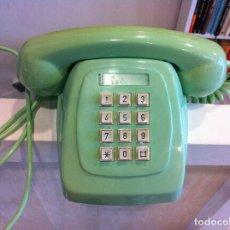 Teléfonos: TELÉFONO DE TECLAS COLOR VERDE (CITESA MÁLAGA). Lote 119120367