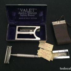 Antigüedades: MAQUINILLA DE AFEITAR VALET. Lote 119142775