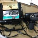 Antigüedades: FILMADORA TOMAVISTA YASHICA SUPER-600 ELECTRO, SUPER 8 - CON SU MALETIN E INSTRUCCIONES. Lote 119171775