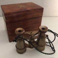 Antigüedades: PRISMATICOS DE OPERA. Lote 112465171