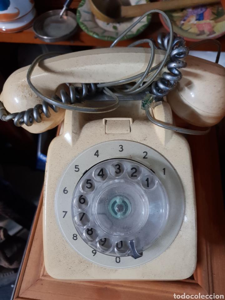 TELÉFONO CLARO ANTIGUO (Antigüedades - Técnicas - Teléfonos Antiguos)