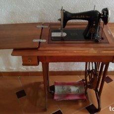 Antigüedades: MAQUINA DE COSER. Lote 119212307