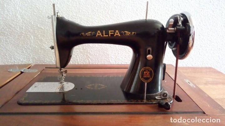 Antigüedades: Maquina de coser - Foto 2 - 119212307
