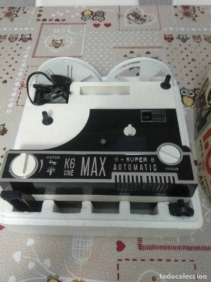 Antigüedades: Preciosa cámara super 8 - Foto 2 - 119243915