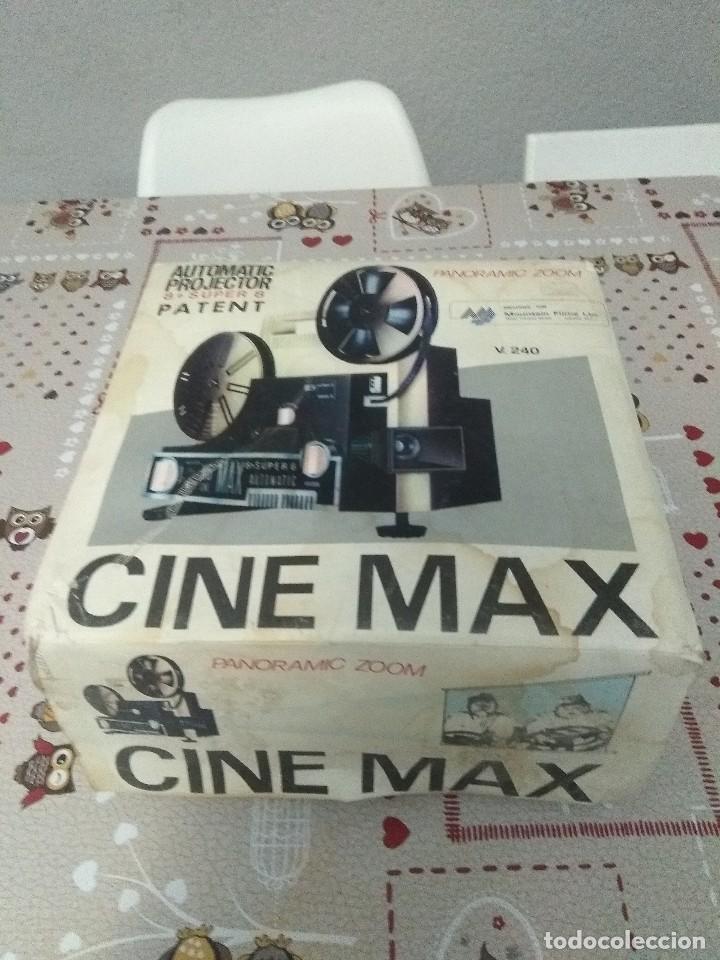 Antigüedades: Preciosa cámara super 8 - Foto 4 - 119243915