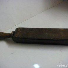 Antigüedades: SUAVIZADOR ANTIGUO DE PELUQUERIA PARA AFILAR NAVAJAS Nº-2 (#). Lote 119272707