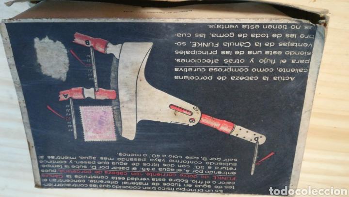Antigüedades: Cánula vaginal con cabeza de porcelana - Foto 2 - 119276386