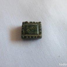 Antigüedades: PONDERAL HISPANO ARABE DE DINAR. Lote 119281635