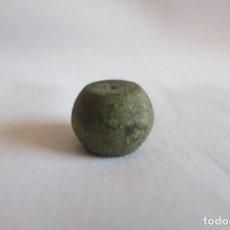 Antigüedades: PONDERAL DE MEDIA ONZA DE EPOCA BYZANTINA. Lote 119290623