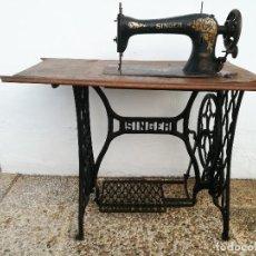 Antigüedades: MÁQUINA DE COSER SINGER DE PRINCIPIOS DE SIGLO.. Lote 119303655