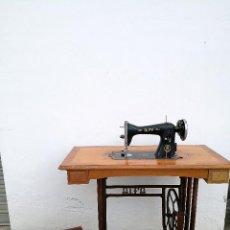 Antigüedades: MÁQUINA DE COSER ALFA. Lote 119365007