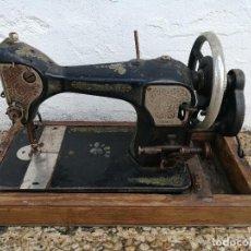 Antiquitäten - Máquina de coser HEXAGON - 119377215
