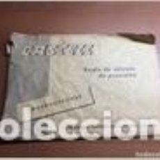 Antigüedades: A.W.FABER - CASTELL INSTRUCCIONES REGLA DE CÁLCULO DE PRECISIÓN. Lote 119396227
