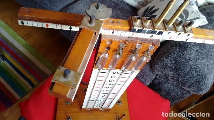 Antigüedades: Equipo de medir presiones Siglo XIX - Foto 3 - 119446651