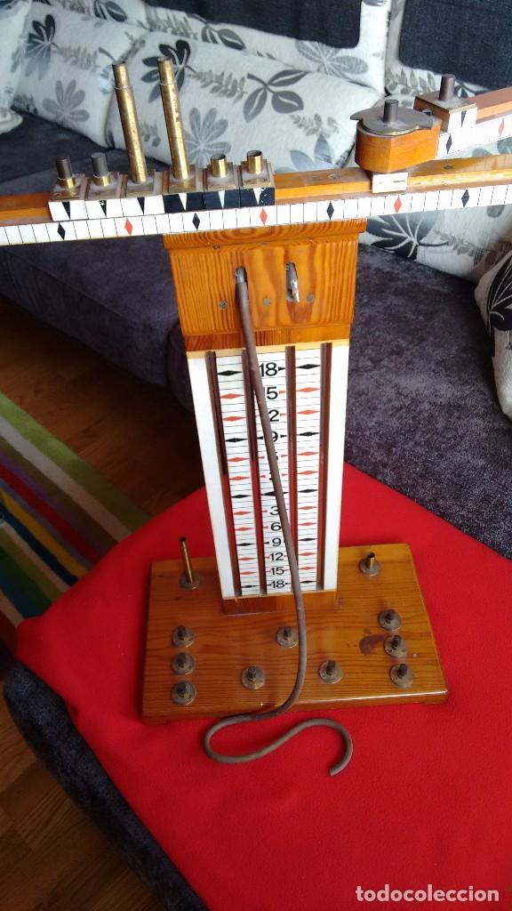 Antigüedades: Equipo de medir presiones Siglo XIX - Foto 5 - 119446651