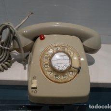 Teléfonos: TELÉFONO HERALDO DE RUEDA CON INTERRUPTOR DE SONIDO CON LUZ. Lote 119573670