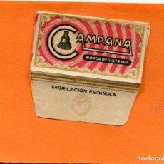 Antigüedades: FUNDA DE HOJA DE AFEITAR ' CAMPANA ' // ( HOJAS 2 ). Lote 119606047