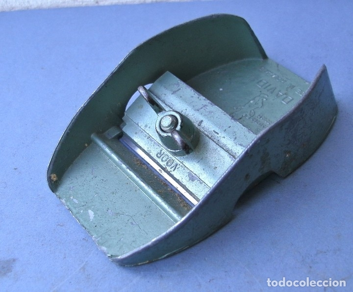 Antigüedades: pequeño cepillo para modelismo, david, made in Holland (9x5cm aprox) - Foto 2 - 119678164