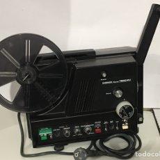 Antigüedades: ANTIGUO PROYECTOR 8MM CHINON SOUND 7500MV. Lote 122720054