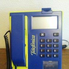Teléfonos: TELEFONO PUBLICO CABINA TELEFONICA TRMA VIA. CON LLAVES.. Lote 120069051
