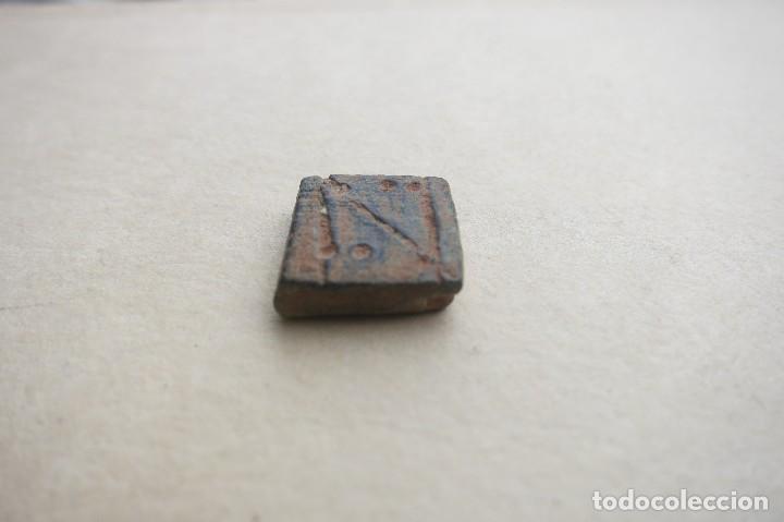 Antigüedades: ponderal de numisma - Foto 2 - 120207739