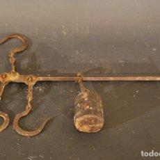 Antigüedades: PRECIOSA ROMANA DE HIERRO FORJADO. Lote 120291179