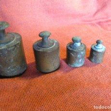 Antigüedades: VARIOS PESOS ANTIGUOS. Lote 120304147