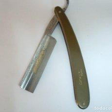 Antigüedades - Navaja de afeitar 7/8 Mewac lista para afeitar shave ready rasoir rasoio straight razor - 120384411