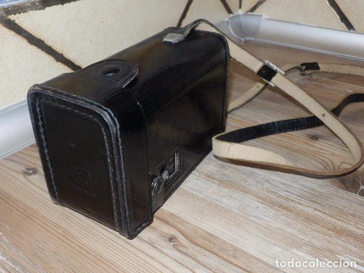 Antigüedades: Cámara Kodak - Super 8 - Con funda - Instamatic M-12 - Excelente estado - - Foto 2 - 120368111