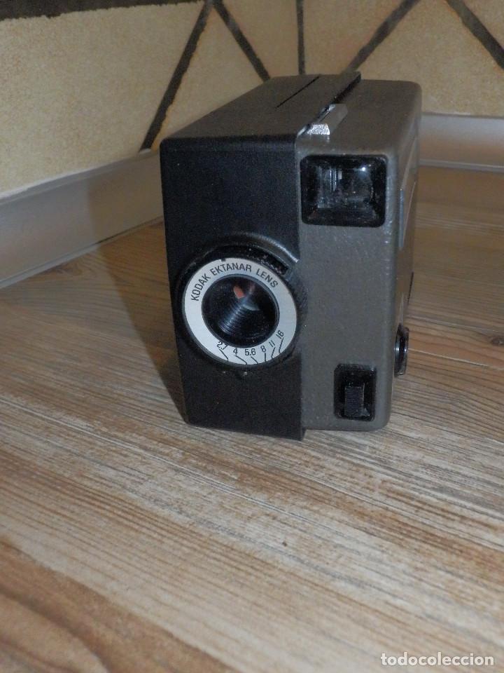 Antigüedades: Cámara Kodak - Super 8 - Con funda - Instamatic M-12 - Excelente estado - - Foto 4 - 120368111