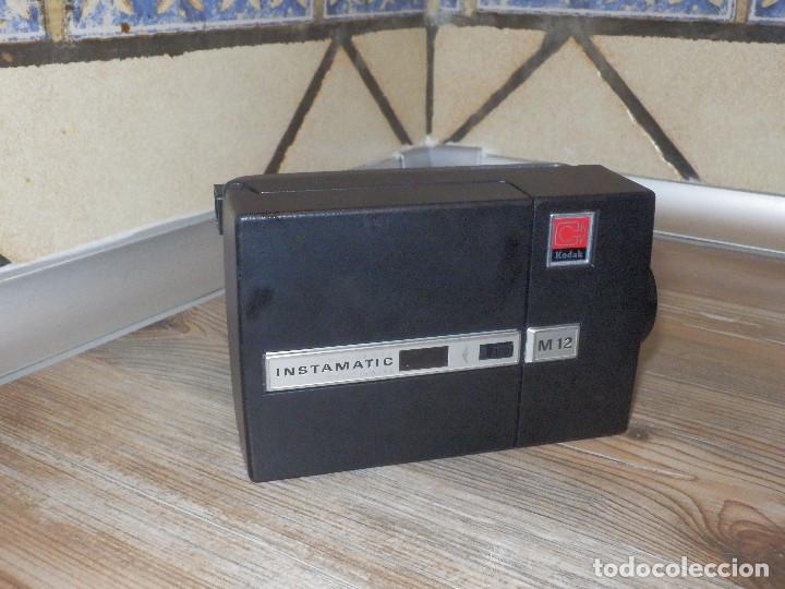 Antigüedades: Cámara Kodak - Super 8 - Con funda - Instamatic M-12 - Excelente estado - - Foto 6 - 120368111