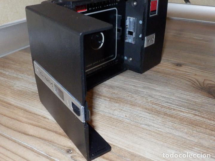 Antigüedades: Cámara Kodak - Super 8 - Con funda - Instamatic M-12 - Excelente estado - - Foto 12 - 120368111