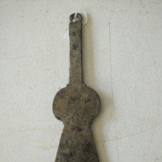Antigüedades: ANTIGUA RASQUETA DE COCINA. Lote 120535986