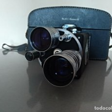 Antigüedades: FILMADORA BELL & HOWELL 16MM. Lote 120829095