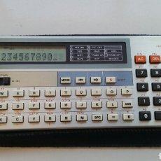 Antigüedades: CALCULADORA COMPUTADORA PERSONAL CASIO PB-100 AÑOS 80. Lote 120838310